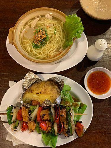 Dónde comer en Siem Reap