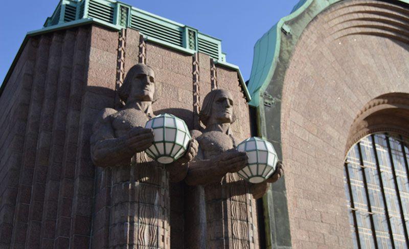 estación de tren de Helsinki