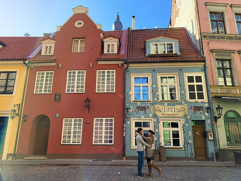 Kramu Iela Riga paises balticos