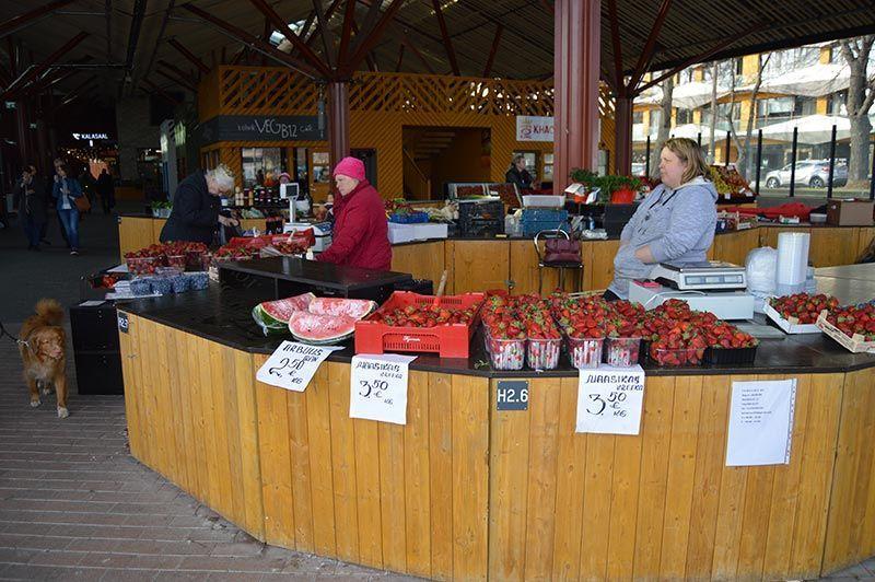 Mercado Balti Jaam