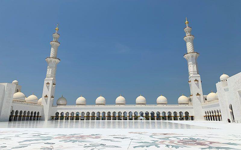 Gran Mezquita de Abu Dhabi