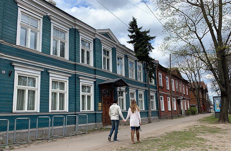 Kalnciema Riga