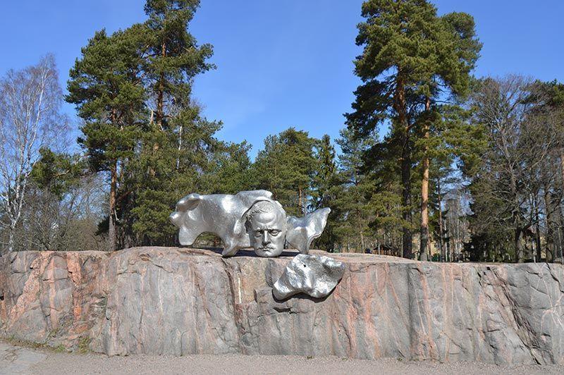 Monumento a Sibelius Helsinki
