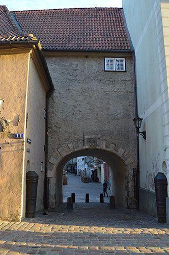 Puerta sueca Riga