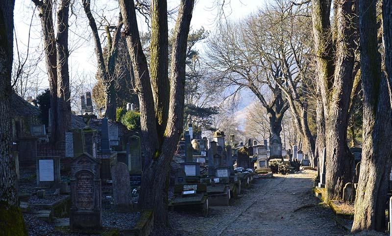 Cementerio sajón Sighisoara