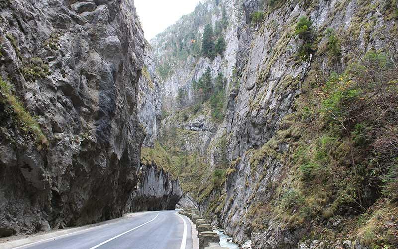 Carreteras de Rumanía