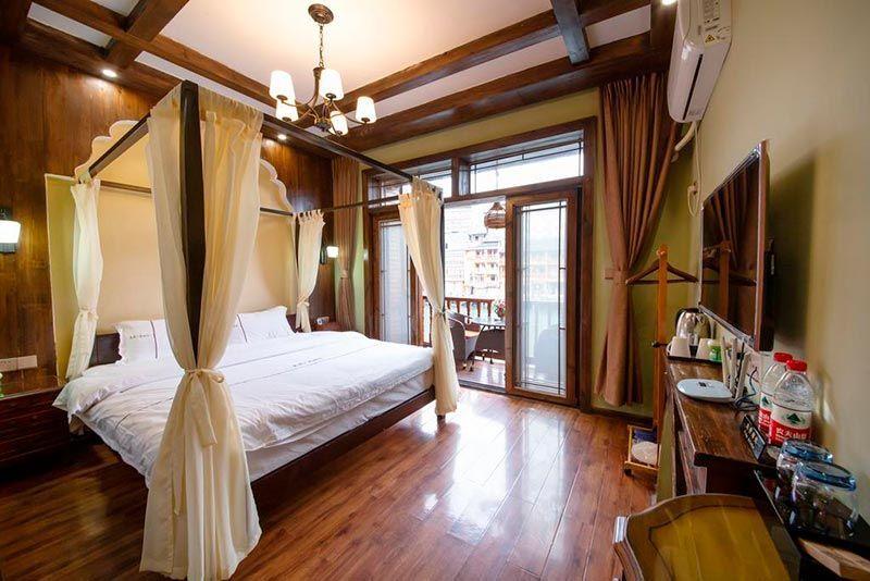 Dónde alojarse en Fenghuang