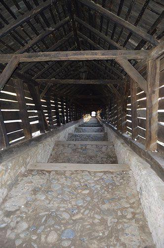 Escalera escolar Sighisoara