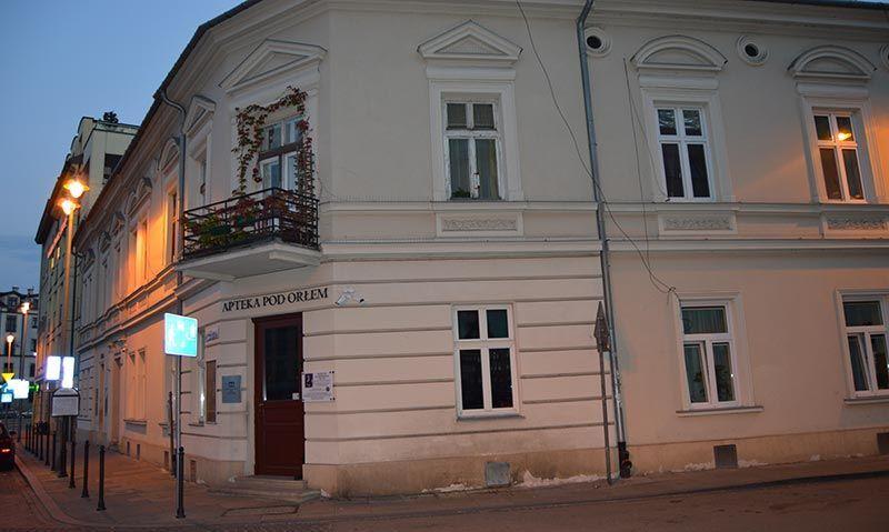 Farmacia de Águila: Que ver en Cracovia