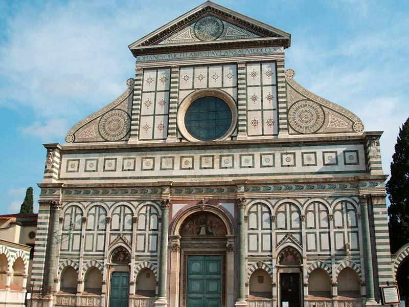 Qué ver en Florencia en dos días: Iglesia Santa María Novella
