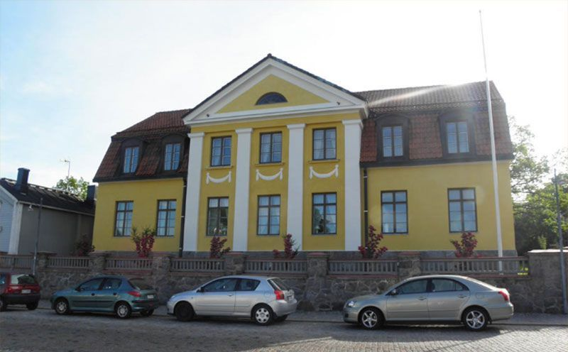 La casa del Obispo Finlandia