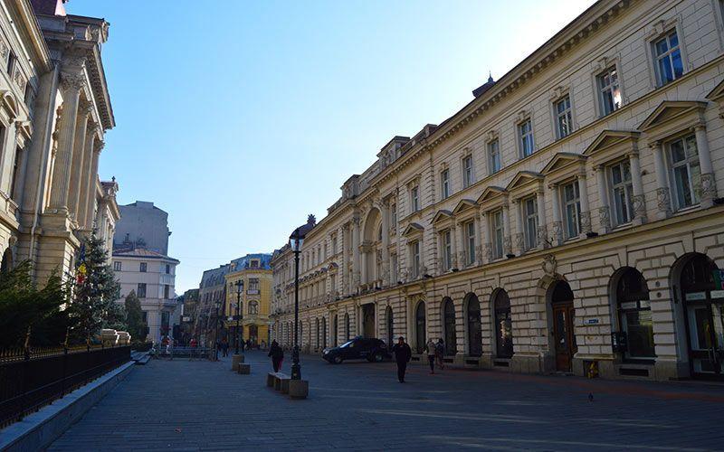 Barrio de Lispcani Bucarest