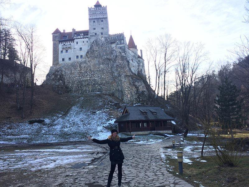 Cómo visitar el castillo del Conde Drácula o castillo de Bran 🧛♂️