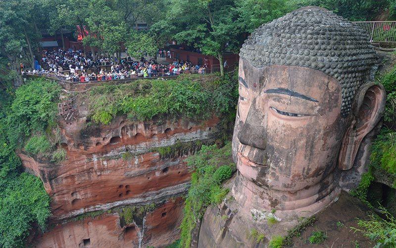 Cómo visitar el Gran Buda de Leshan, la joya de Sichuan