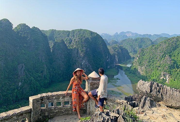 viajar a vietnam por libre Tam Coc