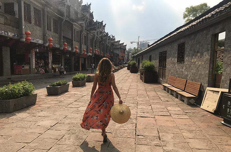 Dongzheng shopping