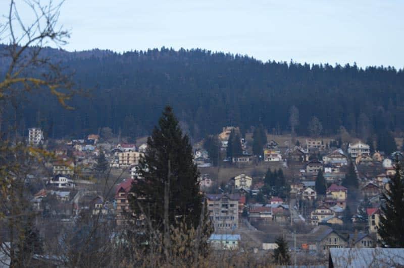 Sinaia Rumanía