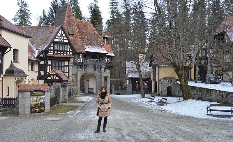 Castillo de Pelisor rumania