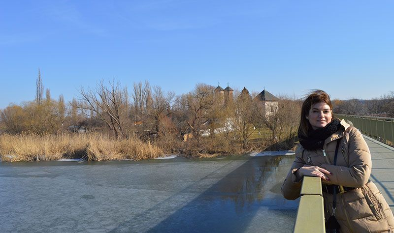 Monasterio de Snagov Bucarest