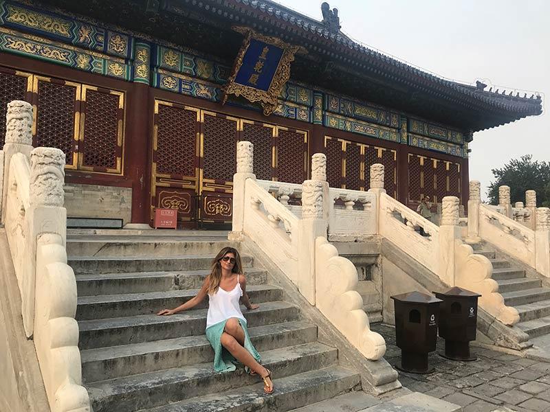 Templo del cielo Pekin