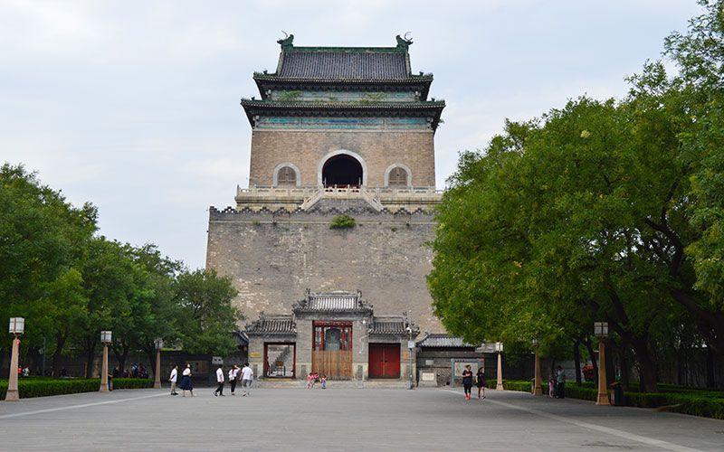 Torre de la Campana Pekín