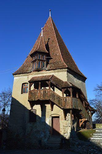 Torre de los zapateros Sighisoara