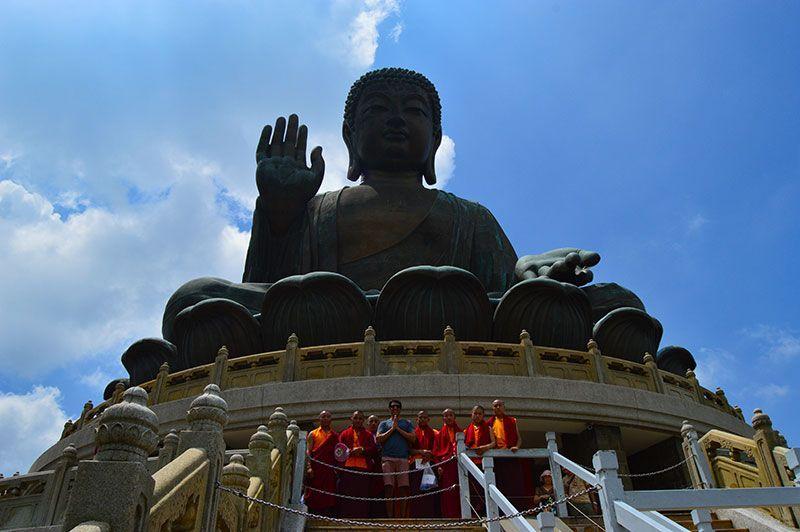 Gran Buda Tian Tian HK