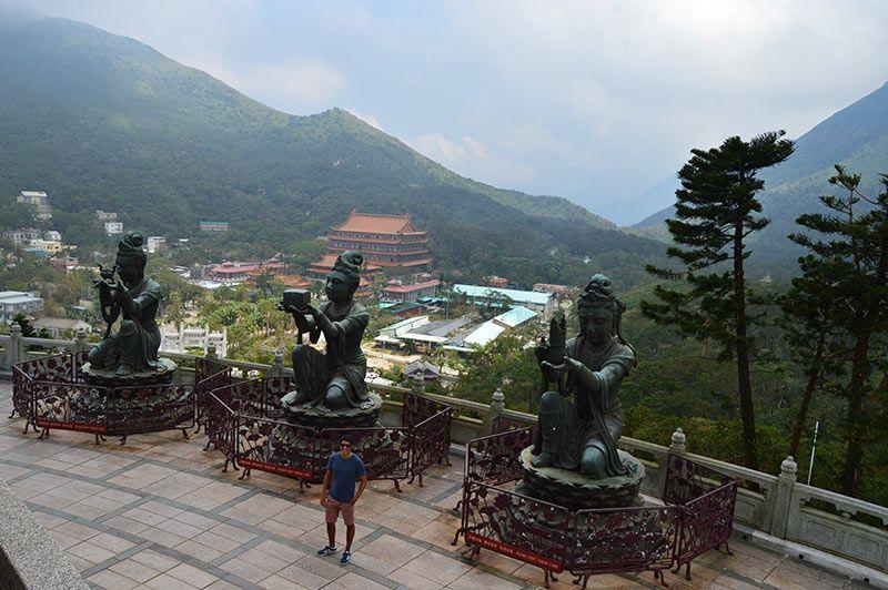 Gran Buda Tian Tian Hong Kong