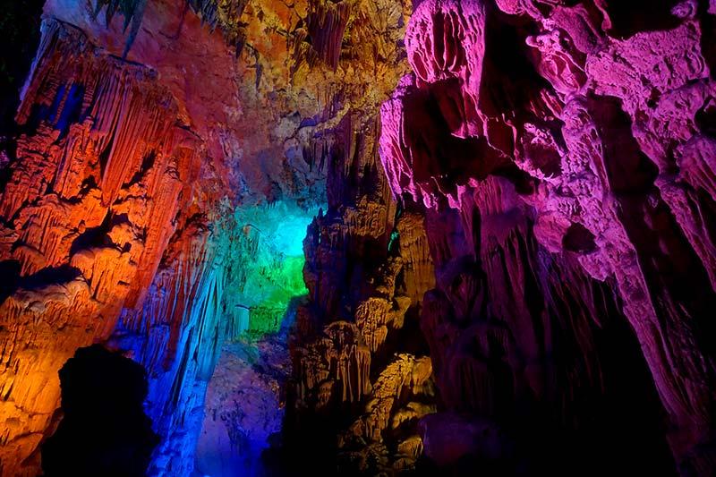 Cueva Flauta de Caña Guilin