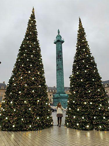 Place Vendome París