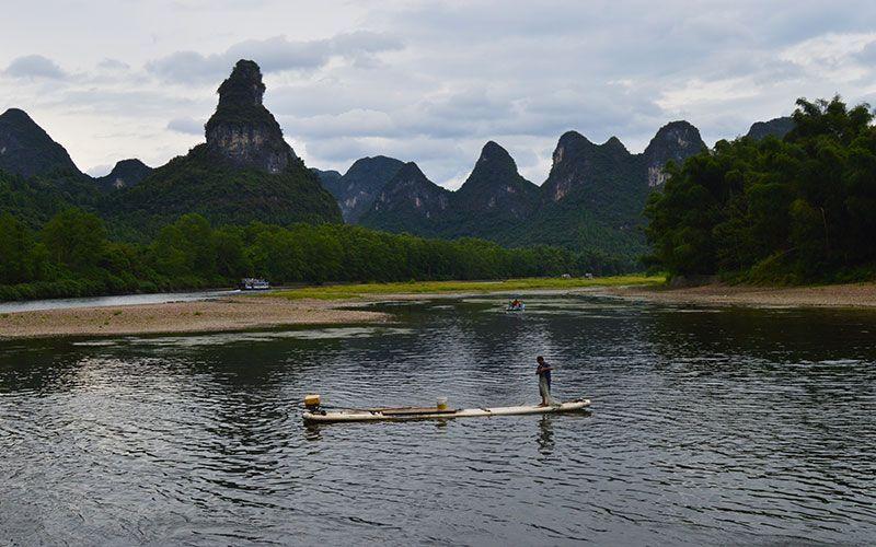 Qué ver en Yangshuo y cómo hacer un crucero por el río Li