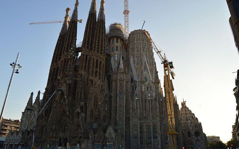 Visita a la Sagrada familia: una maravilla de Barcelona