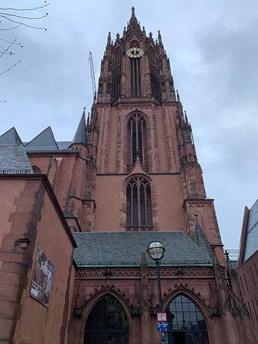 Catedral de Francfort