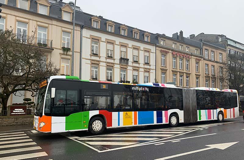 Cómo moverse en Luxemburgo