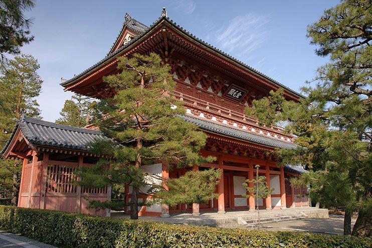 Templo Daitokuji Kioto
