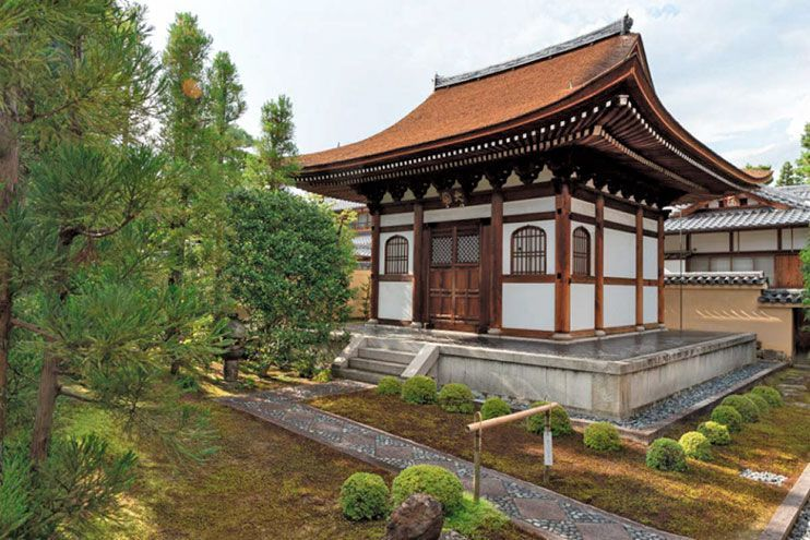 Templo Daitokuji que ver en el norte de Kioto