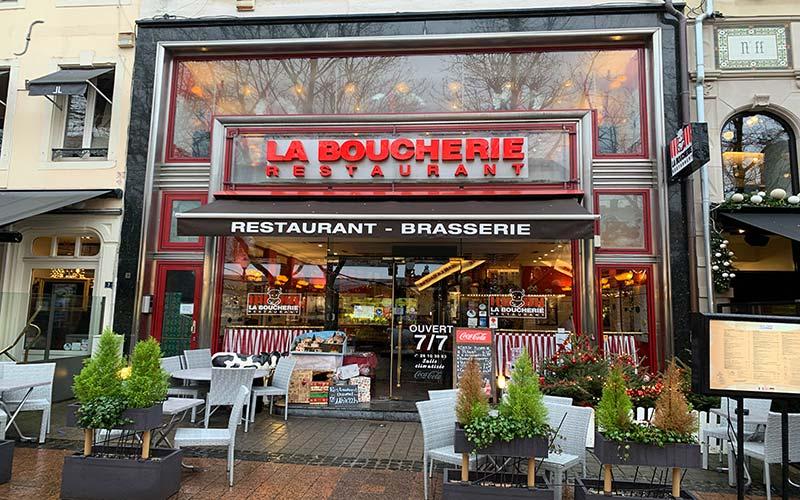 Dónde comer en Luxemburgo