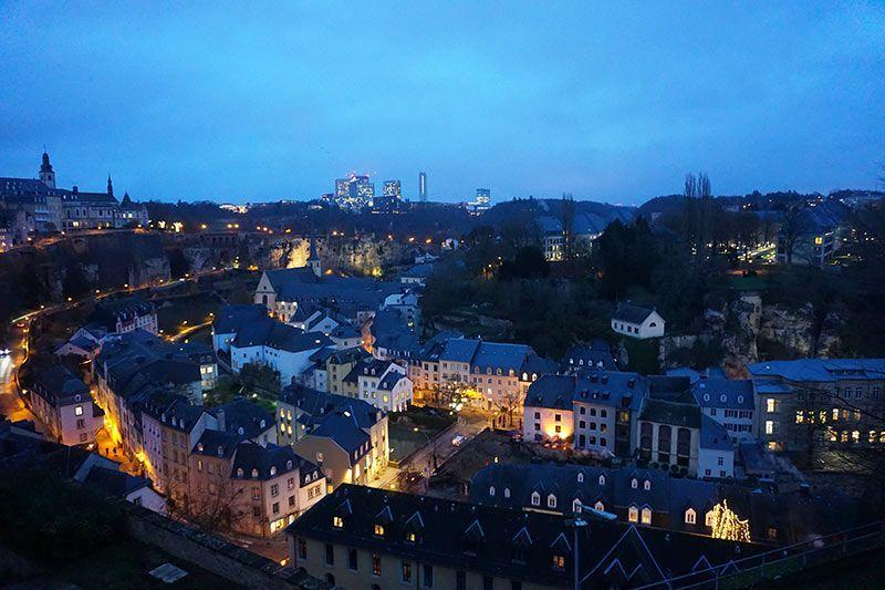 Qué ver en Luxembourg