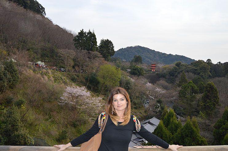 Templo Kiyomizudera Kioto