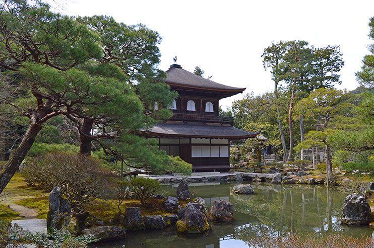 Kioto IV: qué ver en el este de Kioto