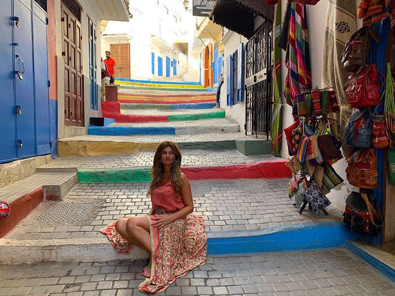que ver norte de Marruecos en 4 días