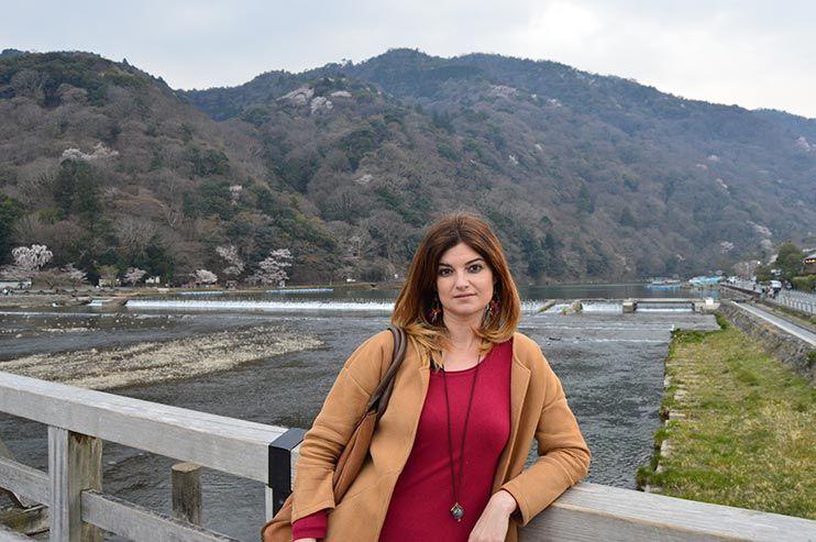 Puente Togetsukyo Kioto