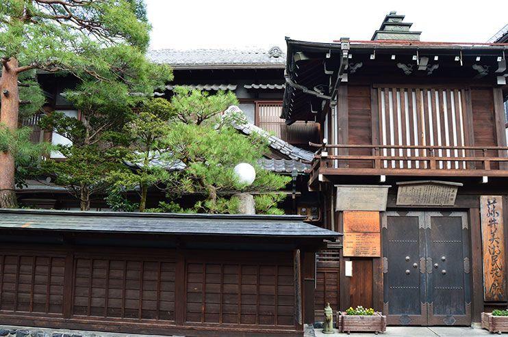 Sanmachi Suji Takayama