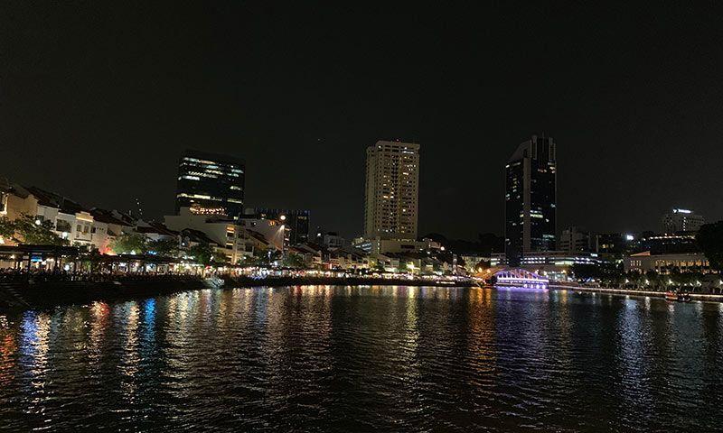 Clarque Quay Singapur