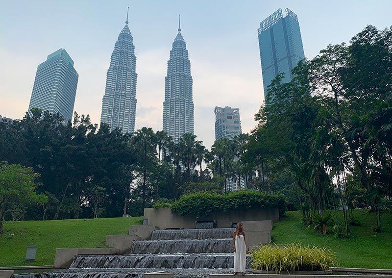 Parque KLCC Kuala Lumpur