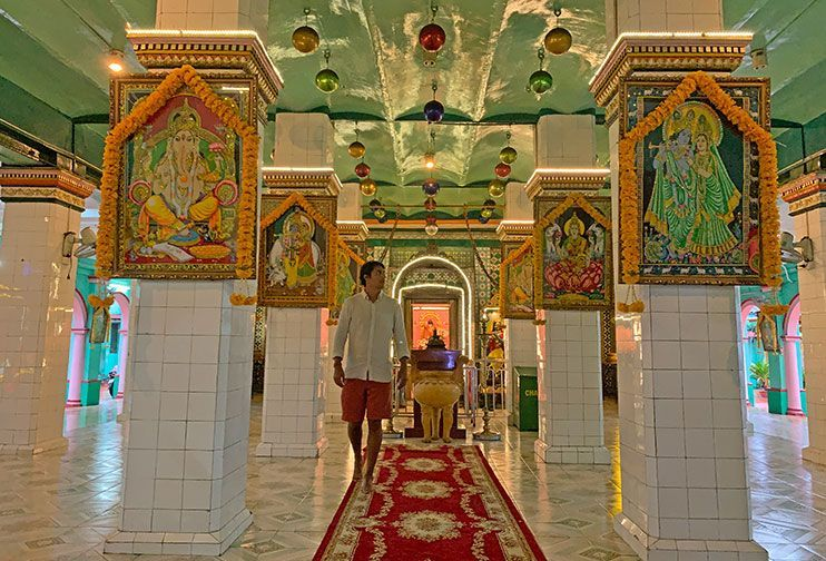 Tempo Sri Dandayudhapani que ver en Ho Chi MInh
