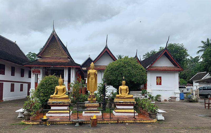 Wat Mai Souvannapoumaram