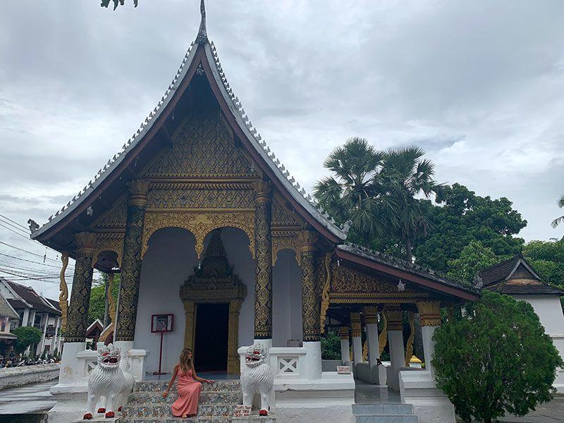 Wat Sibounheuang luang prabang