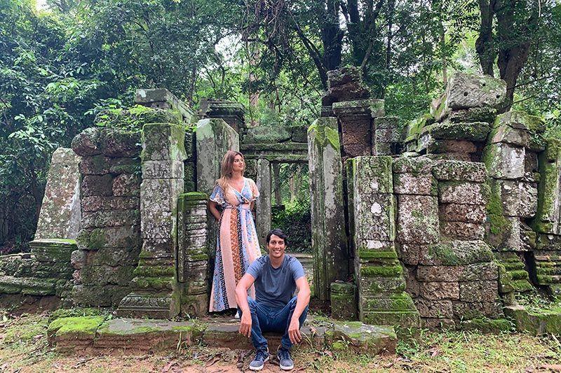 Templo Banteay Kadei Camboya