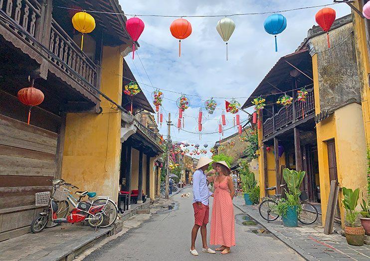 viajar a vietnam por libre Hoi An
